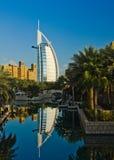 Burj Al-Araber Stockbilder
