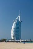 Burj-Al Araber - Luxushotel in Dubai Lizenzfreie Stockbilder