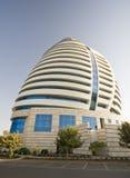 Burj Al-fateh hotel royalty free stock image