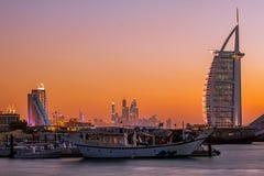 Burj Alarab Foto de archivo libre de regalías