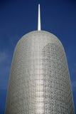 Burj Catar em Doha Foto de Stock