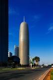 Burj Doha Tower of Qatar Royalty Free Stock Images