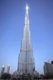 Burj Doubai stock afbeelding