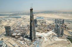Burj Doubai Stock Foto's