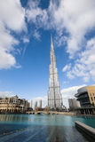 Burj Dubai Stock Photography