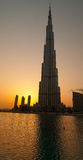 Burj Dubai 3. Burj Dubai, the tallest building in the world Stock Photo