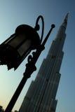 burj Dubai zdjęcia stock