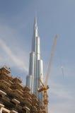 Burj Dubai (Burj Khalifa), Dubai Royalty Free Stock Image