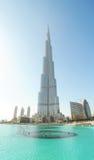 burj Dubai khalifa Zdjęcie Royalty Free