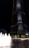 burj Dubai khalifa Obrazy Stock