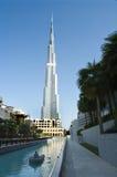 burj Dubai khalifa uae obrazy royalty free