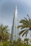 burj Dubai khalifa wysoki wierza uae światowy Wysoki budynek w świacie Obraz Stock