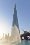 burj Dubai khalifa wysoki wierza uae światowy Zdjęcie Stock