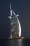 Burj dubai at night, Dubai Stock Photos