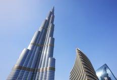 Burj Kalifa Στοκ φωτογραφίες με δικαίωμα ελεύθερης χρήσης