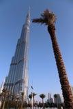 Burj Khalif Fotografia Stock