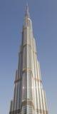 burj khalifa Ε.Α.Ε. στοκ φωτογραφίες