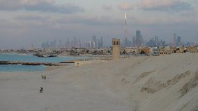 Burj Khalifa &#x28 Ντουμπάι skyline&#x29  φιλμ μικρού μήκους