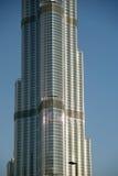 Burj Khalifa (πύργος Khalifa), γνωστός ως Burj Ντουμπάι πριν από την εγκαινίασή του, Ηνωμένα Αραβικά Εμιράτα Στοκ Εικόνες