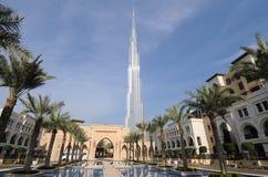 burj khalifa του Ντουμπάι Στοκ φωτογραφίες με δικαίωμα ελεύθερης χρήσης