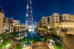 burj khalifa του Ντουμπάι Στοκ εικόνα με δικαίωμα ελεύθερης χρήσης
