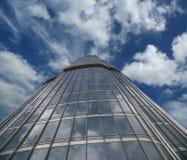 Burj Khalifa (башня) Khalifa, Дубай Стоковое фото RF