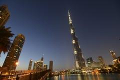 Burj Khalifa Стоковые Фото