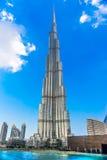 Burj Khalifa, Дубай, ОАЭ Стоковое Фото