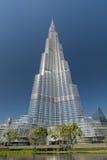 Burj Khalifa - Дубай Стоковые Фото