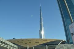 Burj Khalifa fotos de stock
