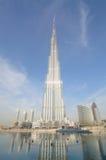 Burj Khalifa Stock Photo
