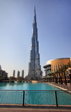 Burj Khalifa. Royalty Free Stock Photography