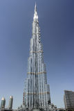 Burj Khalifa Imagens de Stock