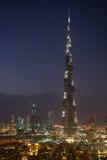 Burj Khalifa Foto de archivo