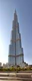 Burj khalifa 免版税图库摄影