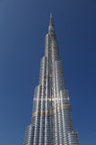 The Burj Khalifa Stock Photography