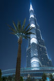 Burj Khalifa Стоковое Изображение RF