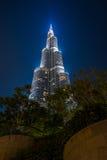 Burj Khalifa Imágenes de archivo libres de regalías