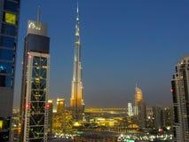 Burj Khalifa Foto de archivo libre de regalías