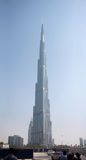 Burj Khalifa, Amongst The Worlds Tallest Buildings Royalty Free Stock Photo