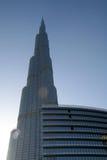 Burj Khalifa/Burj Dubai Stock Photo