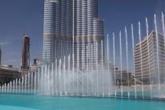 Burj Khalifa (Burj Dubai) Royalty Free Stock Images