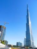 Burj Khalifa Doubai Stock Foto's