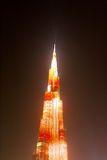 Burj Khalifa, Doubai Immagini Stock
