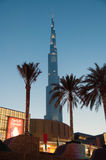 Burj Khalifa, Doubai Stock Foto's