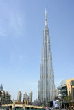 Burj Khalifa in Doubai, UAE Immagine Stock