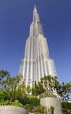 Burj Khalifa, Doubai, Verenigde Arabische Emiraten Stock Foto's
