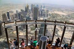 Burj Khalifa Dubaï image stock