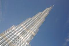 Burj Khalifa, Dubaï Photo stock