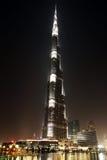 Burj Khalifa, Dubaï Images stock